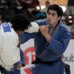 Italo Cordova logro Bronce en Panamericano de Judo