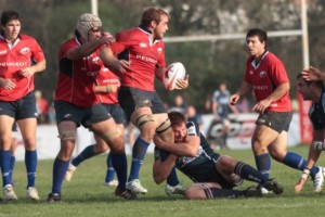 Chile vs Canada rugby