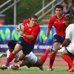 RUGBY, CHILE V/S TONGA
