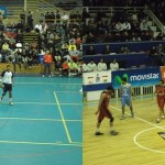 Basket y Handball