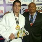 Foto: Archivo/ Thomas Briceño en Grand Slam de Río de Janeiro