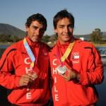 Felipe y Rodrigo Miranda