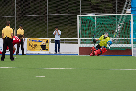 hockey chile cesped: