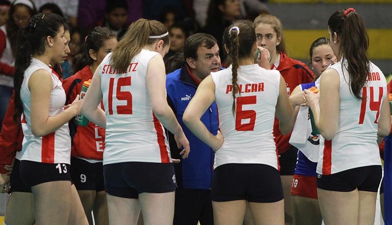 5af62ac7f5566 Chile cae con Puerto Rico en primer partido del Panamericano sub 20 ...