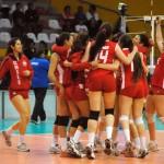 Chile en Sudamericano Juvenil de Voleibol femenino