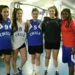 preseleccionadas basket femeino Chile