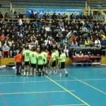 Chile handball polideportivo