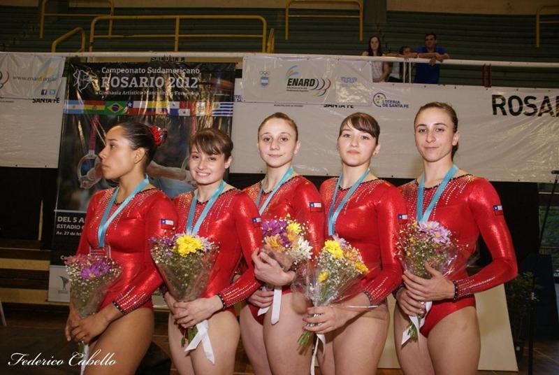 Chile Pierde Sede Del Sudamericano Femenino Adulto De: Chile Sumó 5 Medallas En Campeonato Sudamericano De
