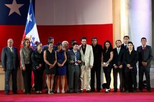 GALA DEL DEPORTE 2012