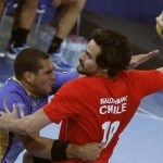 Chile vs Brasil torneo Memorial Domingo Barcenas