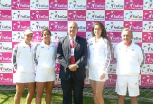 Equipo Chileno Fed Cup