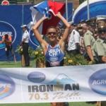 Valentina Carvallo Ironman 70.3 Pucón
