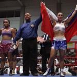 Carolina Rodríguez campeona latina