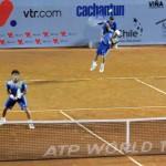 Nicolás Massú y Gonzalo Lama caen en dobles