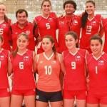 Foto: Federación de Voleibol de Chile