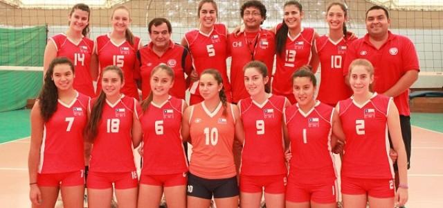3d4eb55f8b5d1 Chile va por cupo mundialista en Panamericano de voleibol femenino ...