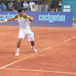 Gonzalo Lama cae en cuartos de final del Challenger de Santiago