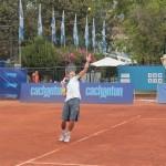 Thiemo De Bakker en semifinales