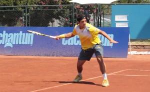 Christian Garin challenger de Santiago