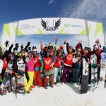 Boarder - Skier Cross en Valle Nevado