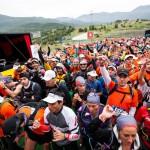 Serán 2 mil corredores los que se den cita en los privilegiados escenarios de la precordillera santiaguina en plena primavera