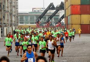 Media Maratón Coronel 2