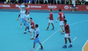 Chile vs Argentina varones Santiago 2014