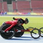Entrenamiento atletas paralimpicos