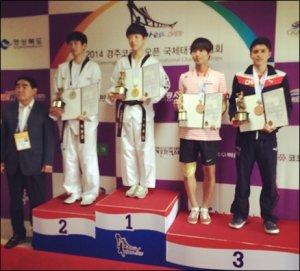 Foto: Fedearción Deportiva Nacional de Taekwondo