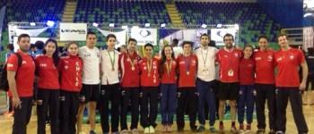 Foto: Federación Chilena de Taekwondo.