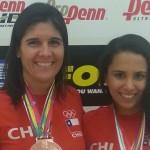 Angela Grisar y Carla Muñoz (1)