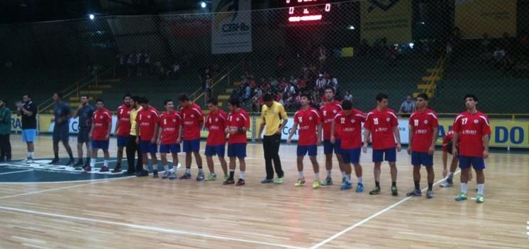 Foto: Federación Chilena de balonmano