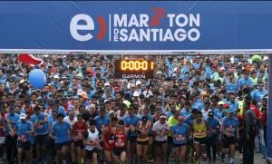 Maratón Santiago 2014