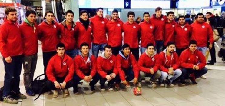 Foto: Facebook Federación Chilena de balonmano