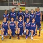 Colegio Los Leones liga femenanina sudamericana de baloncesto