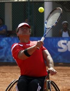 I Juegos Parasuramericanos Santiago 2014  FOTO:IND/AGENCIAUNO/FELIPE FREDES **SOLO USO EDITORIAL,PROHIBIDA SU VENTA**