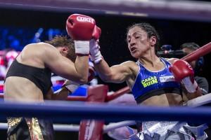 Crespita Rodríguez titulo mundial 1