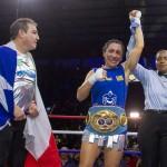 Crespita Rodríguez titulo mundial