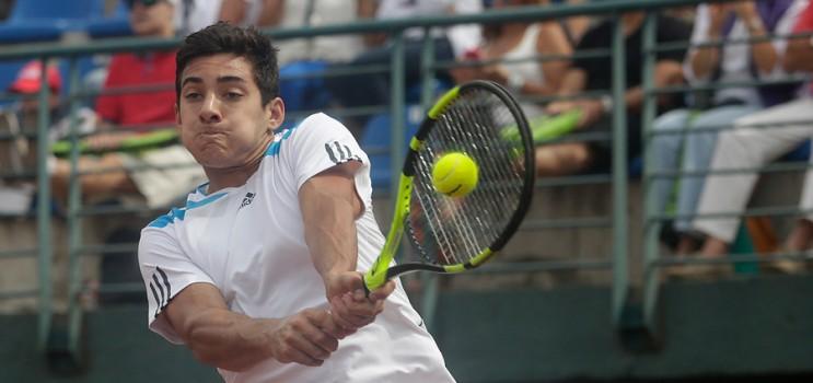 Christian Garin Copa Davis 2016